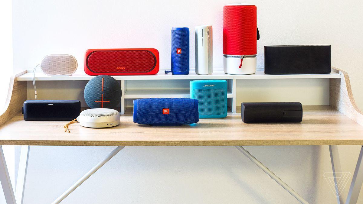 Bluetooth Speaker and Mics